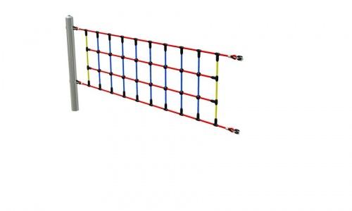 Šplhací síť segment